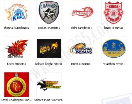 IPL Season 4 Teams