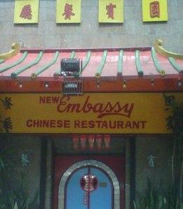 new embassy